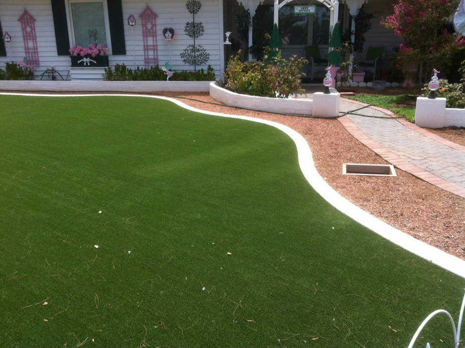Artificial Grass Government Camp Oregon Lawn And Landscape Front