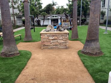 Artificial Grass Photos: Artificial Turf Cost Eola, Oregon, Commercial Landscape