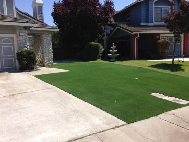 Artificial Grass Photos: Artificial Turf Installation Tygh Valley, Oregon Backyard Deck Ideas, Front Yard