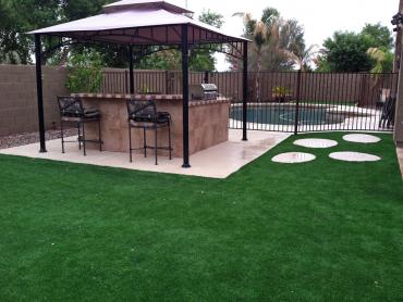Artificial Grass Photos: Best Artificial Grass Labish Village, Oregon Paver Patio, Backyard