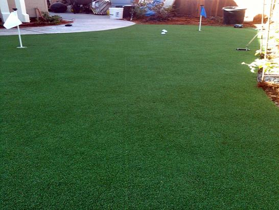 Artificial Grass Photos: Grass Installation Bunker Hill, Oregon Putting Greens, Backyard