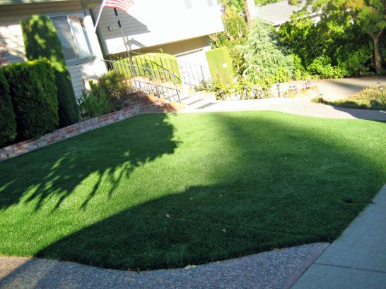 Artificial Grass Photos: How To Install Artificial Grass Junction City, Oregon Paver Patio, Front Yard Ideas