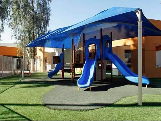 Artificial Grass Photos: Outdoor Carpet Carlton, Oregon Playground, Commercial Landscape