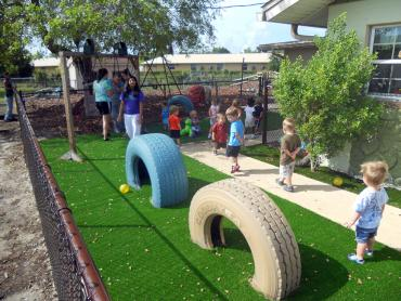 Artificial Grass Photos: Synthetic Turf Pilot Rock, Oregon Rooftop, Commercial Landscape