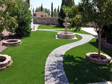 Artificial Grass Photos: Turf Grass Garden Home-Whitford, Oregon Lawn And Garden, Small Backyard Ideas