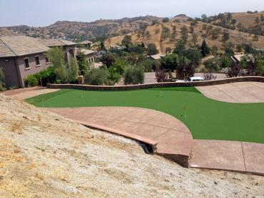 Artificial Grass Photos: Turf Grass Sodaville, Oregon Landscaping, Small Backyard Ideas