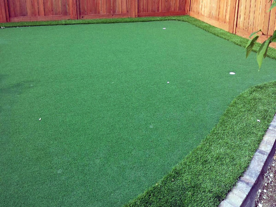 synthetic grass cost cedar mill oregon putting green turf backyards - Synthetic Grass Cost