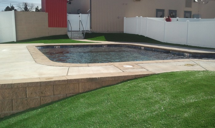 Artificial Grass for Commercial Applications in Portland
